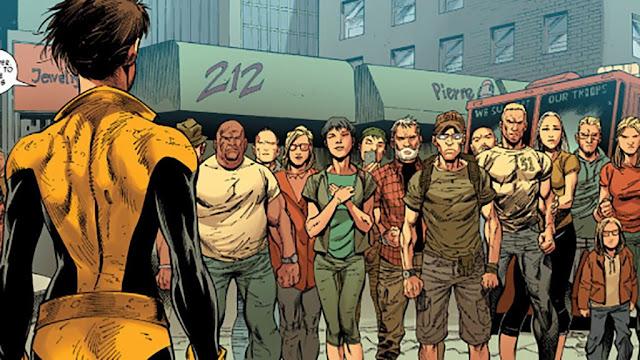 Diberhentikan Dari Marvel, Komikus Ardian Syaf Justru Banjir Tawaran