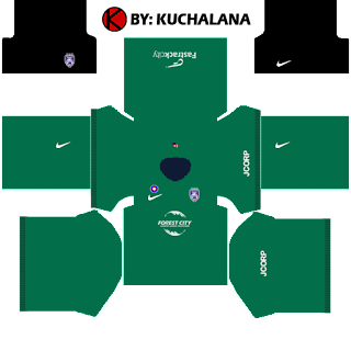 Johor Darul Takzim Kits 2017 - Dream League Soccer 2015