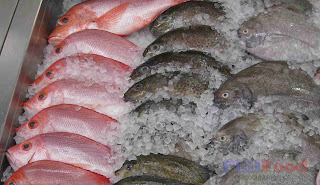 Maya-maya, samaral, and pampano - Philippine fish