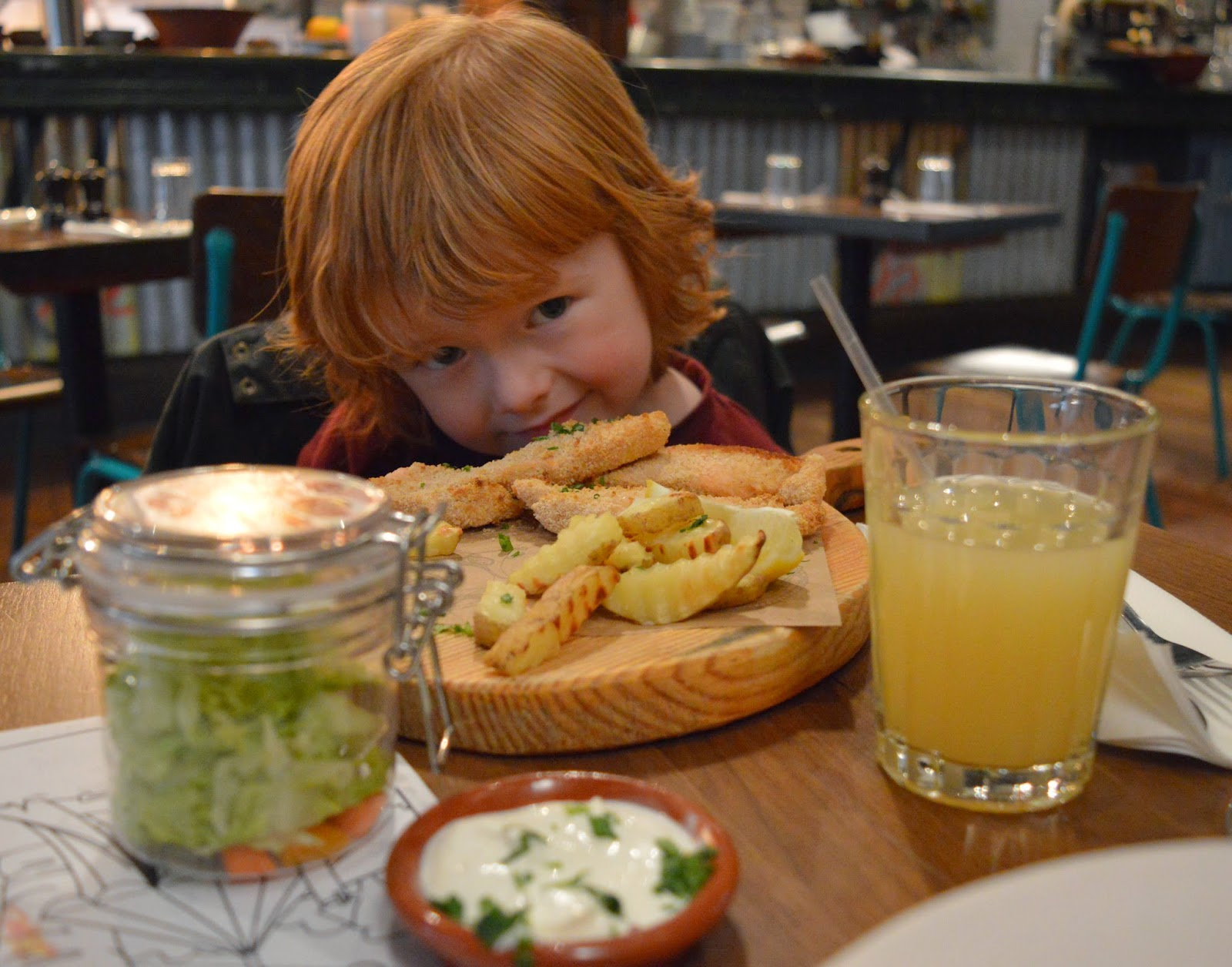5 restaurants where 'kids eat free' in Newcastle Upon Tyne | Easter Holidays 2017 - Jamie's Italian