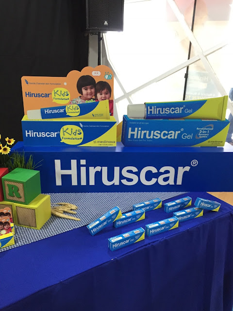 Heal your child's scar with Hiruscar Kids (mommy approved!)