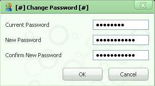 Ganti Password Camfrog