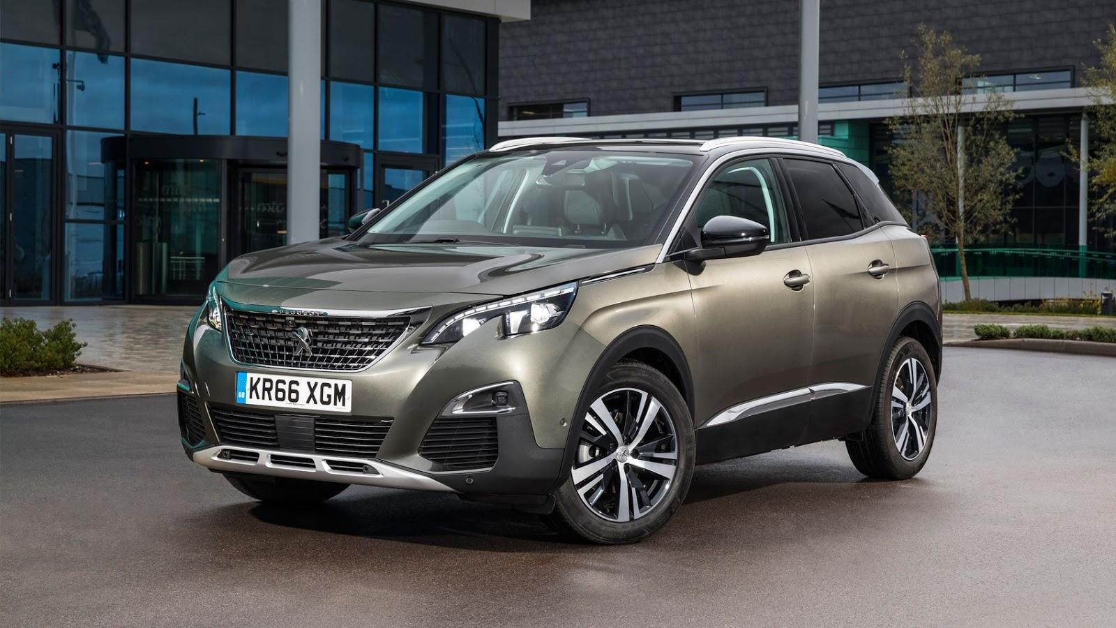 Ο όμιλος PSA παρουσιάζει μία νέα γενιά μοντέλων με τα σήματα των μαρκών Peugeot, Citroën και Opel/Vauxhall