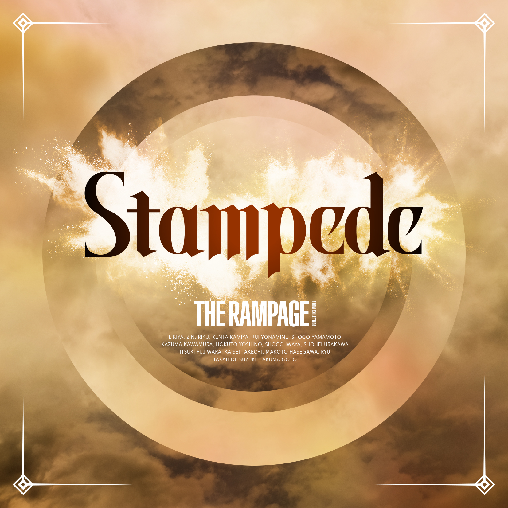THE RAMPAGE from EXILE TRIBE - Stampede
