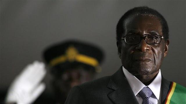 Zimbabwe's Robert Mugabe granted immunity from prosecution: Sources