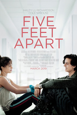 Five Feet Apart Movie Poster 1