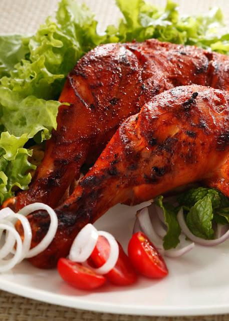 Receta para preparar Pollo Tandoori