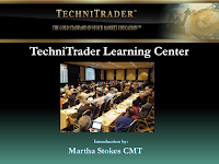 learning center webinar - technitrader