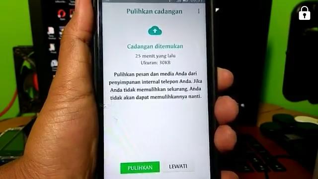 Cara Mengembalikan Semua Pesan WhatsApp Yang Terhapus Sebelum Dibackup