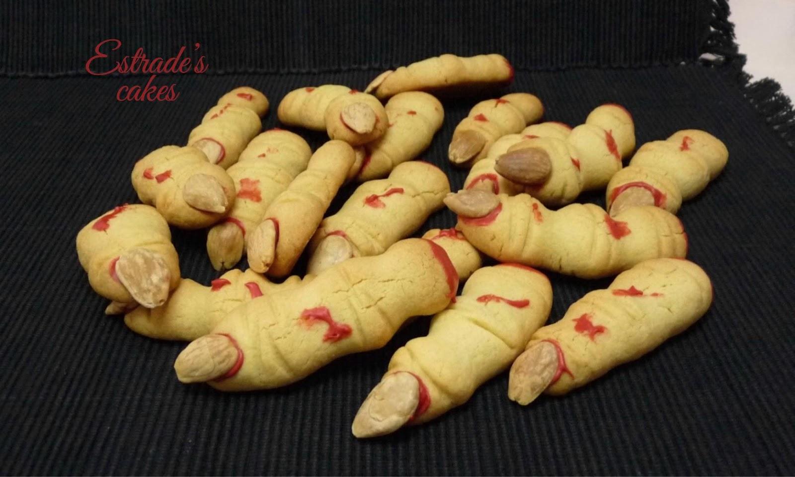 galletas de dedos de bruja -2