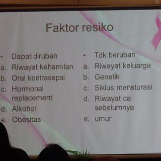 Mengenali dan Berupaya Mencegah Kanker Payudara Melalui Breast Cancer Awareness Seminar 2017 Swiss-BelHotel Harbourbay Batam 10