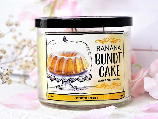 Banana Bundt Cake - Bath & Body Works