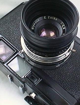 Olympus 35mm Cameras, 1948-1958 - ImagingPixel