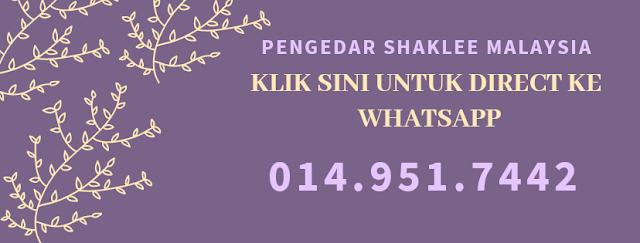 Bisnes Mentor Shaklee Sabah