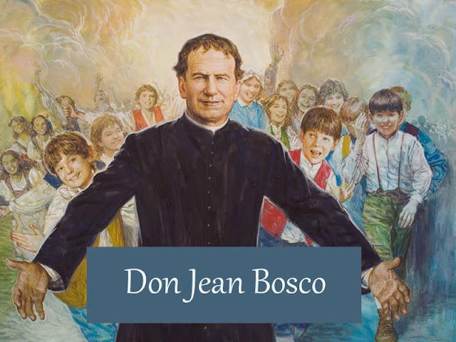 Saint Jean Bosco : l'éducation par la douceur