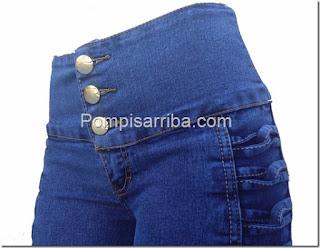 Como comprar jeans levanta pompis Pantalones de Mayoréo pompis arriba jeans