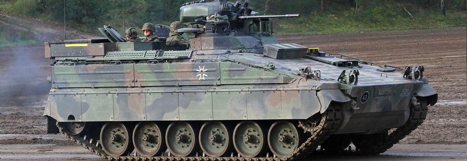 Rheinmetall отримав контракт на продовження терміну служби німецьких БМП Marder