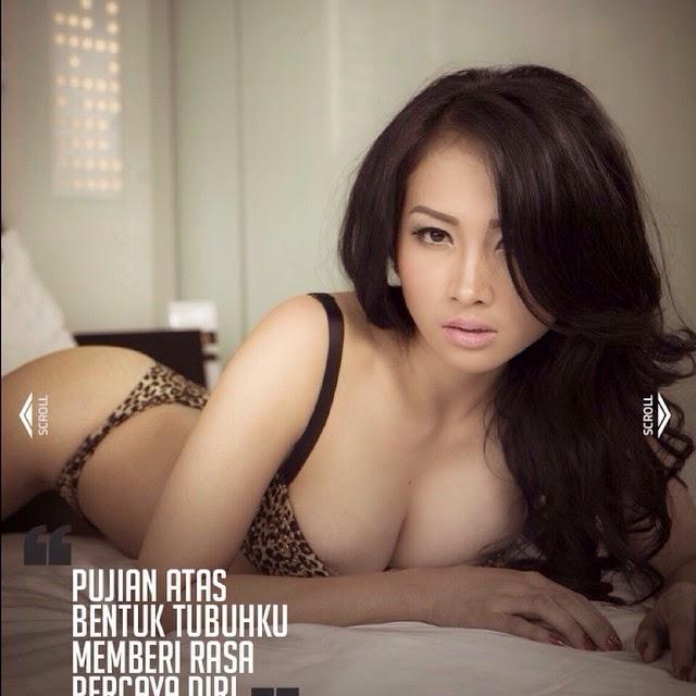 Image Result For Ratu Kirana Hot Bikini Photoshoot Terbaru
