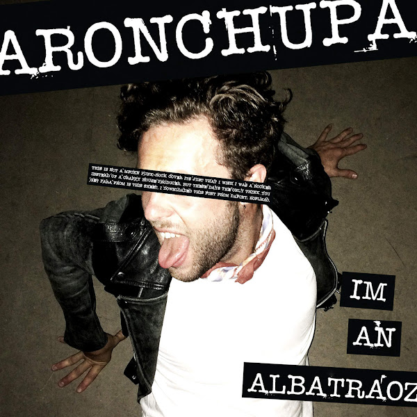 AronChupa - I'm an Albatraoz - Single Cover