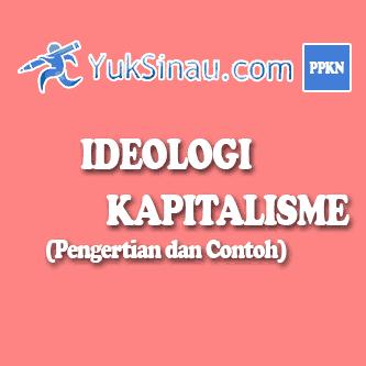 Ideologi Kapitalisme