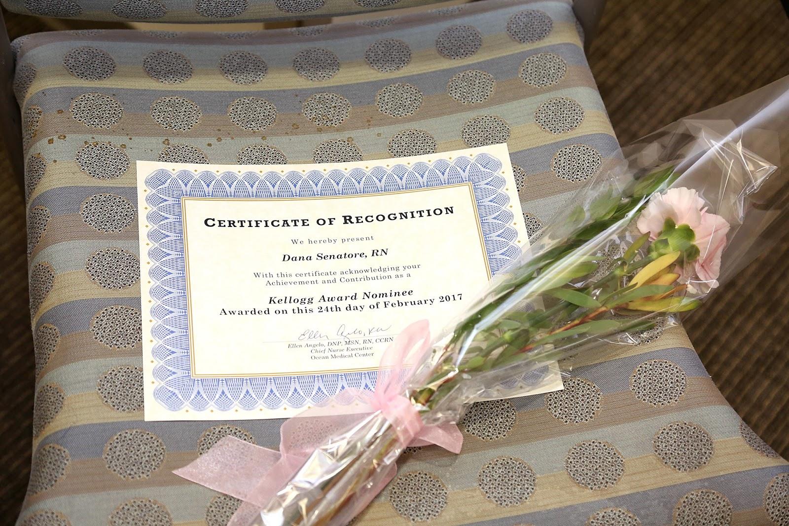 2017 Elizabeth I Kellogg Nursing Awards Suits And Scrubs