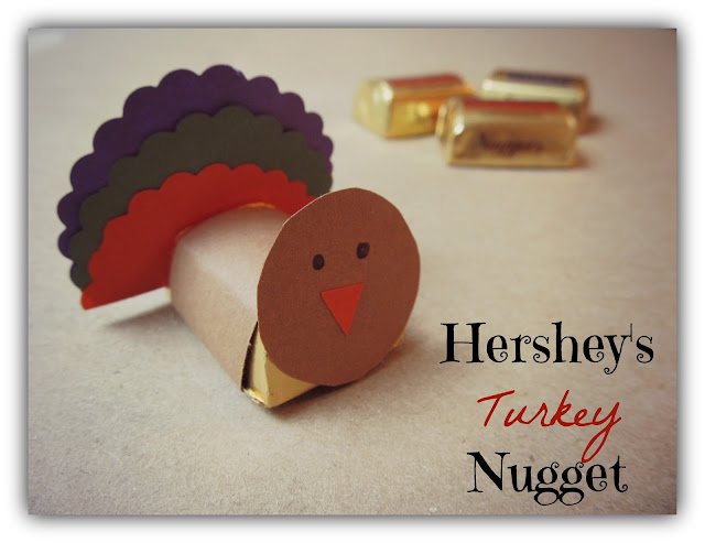 Hershey's Turkey Nuggets