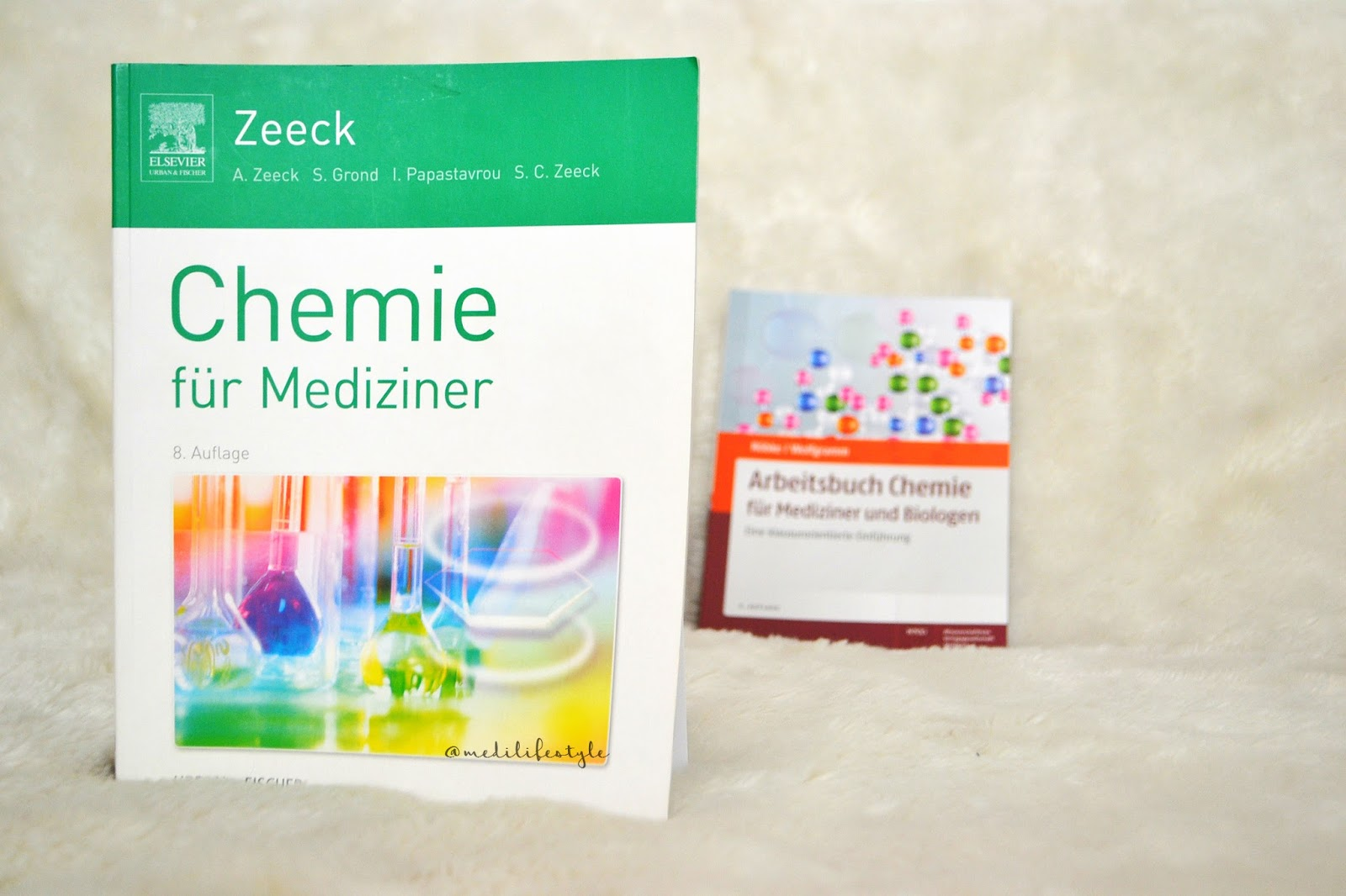 Medilifestyle: How to survive: Chemie