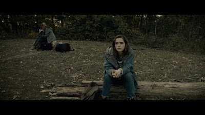 The Silence 2019 Netflix movie still Kiernan Shipka
