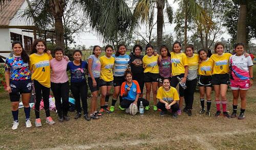 Intercolegiales de rugby en Orán