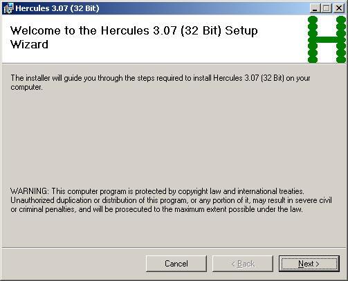 hercules mvs download