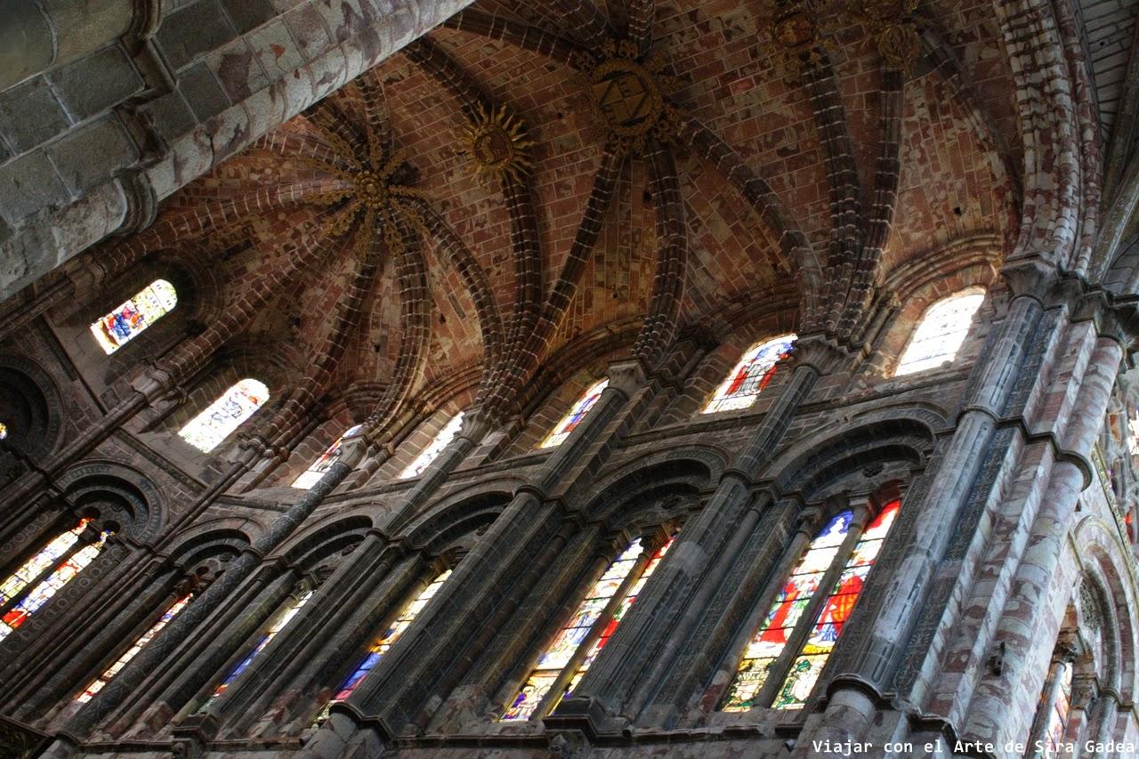Vidrieras Catedral Ávila