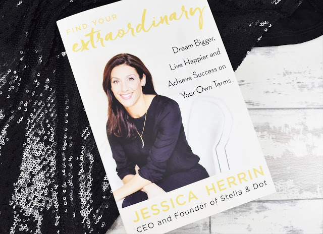 Find Your Extraordinary by Jessica Herrin