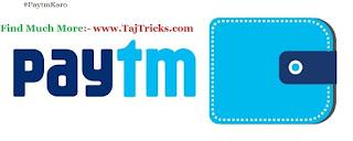 Paytm send upto 10000 cashback