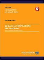 Guida alla compilazione del Quadro AC: Amministratori di Condominio