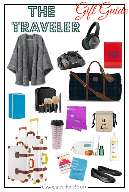 Gift Guide The Traveler New York City Fashion And