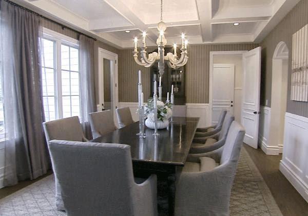 wonderful giuliana bill living room | Olive Lane: Giuliana & Bill Rancic's LA Home