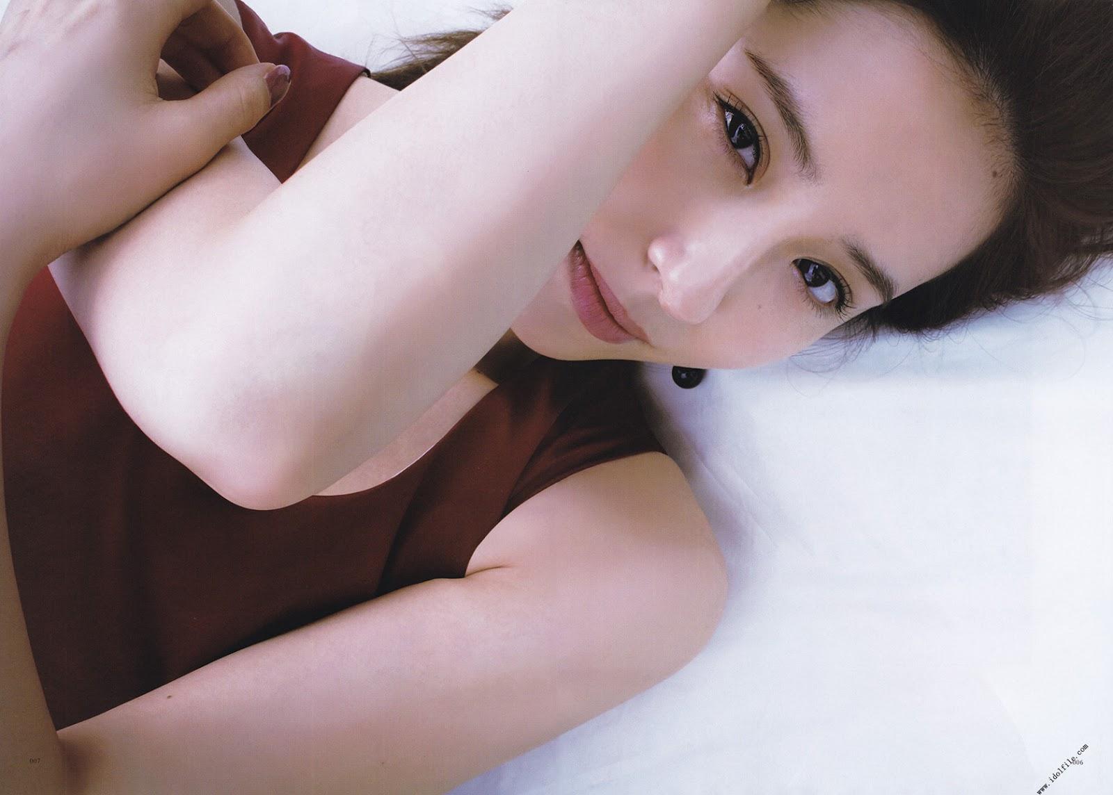 Eto Misa 衛藤美彩, BRODY 2017.09 Part.02 (ブロディ 2017年9月号)
