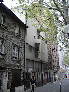 Casa de Le Corbusier en París