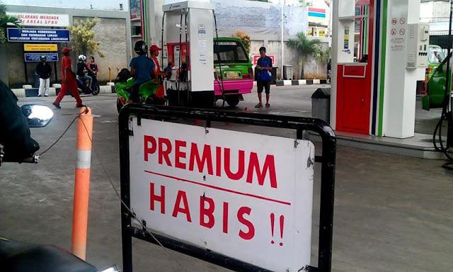 Premium Hilang, Gerindra: Kita Sudah Pernah Protes, Tapi Fraksi Lain Diam Saja
