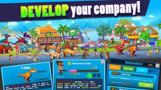 Dino Factory Mod Apk