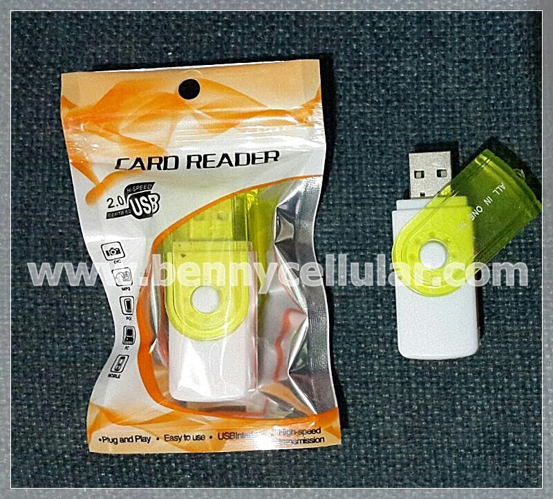 Card Reader PUTAR Allin1