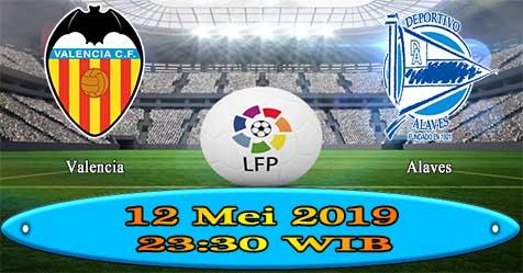 Prediksi Bola855 Valencia vs Alaves 12 Mei 2019