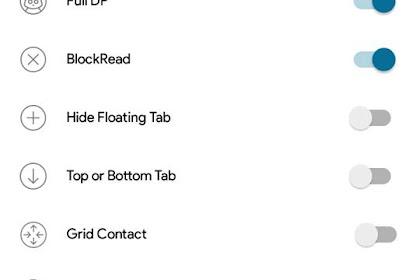BBM MOD OFFICIAL V.3.3.10.102 Apk