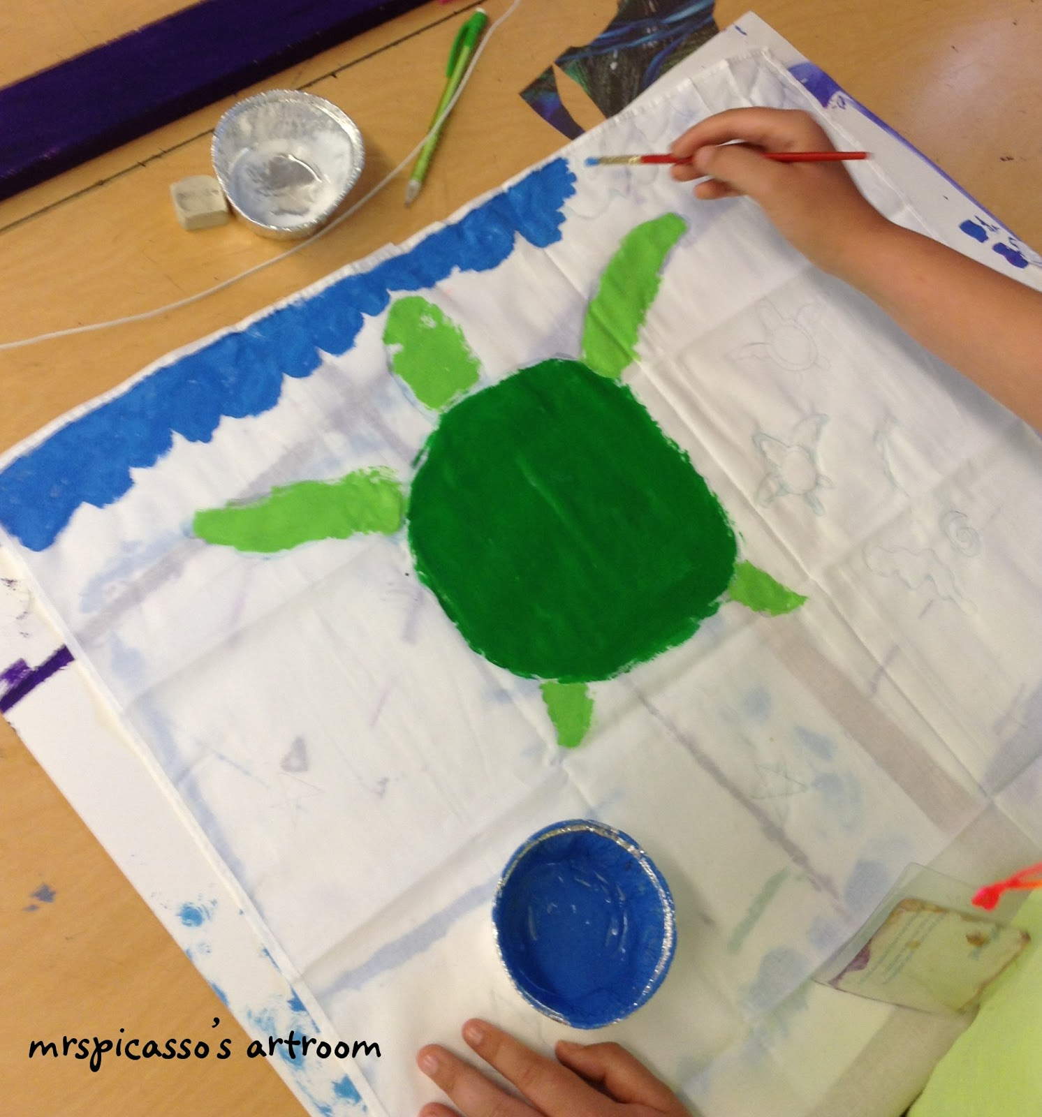 Mrspicasso's Art Room: Summer Honors Academy- Lots Of