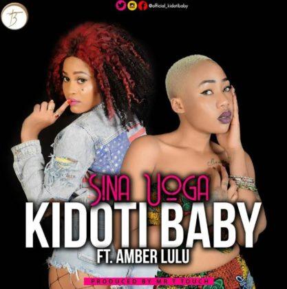 Download Mp3 | Kidoti Baby ft Amber Lulu - Sina Uoga