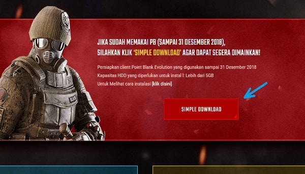Cara Download dan Instal Point Blank Zepetto Tanpa Ribet