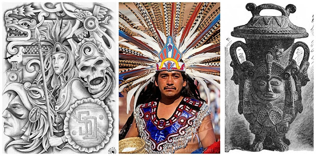 The Once Great Aztec Empire And Its History