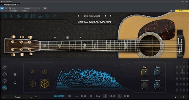 Ample Guitar M III 3.01 (WIN) #bolow999