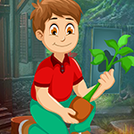 Games4King Plants Lover Rescue