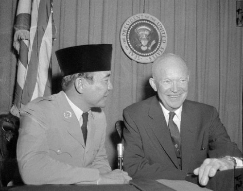 Pelaksanaan Politik Luar Negeri Bebas Aktif Indonesia Pada Masa Demokrasi Parlementer